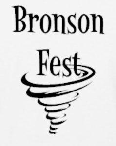 Bronson Fest Logo